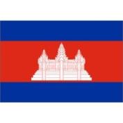 United States Flag Store Cambodia 0.61m x 0.91m Nylon Flag - Outdoor