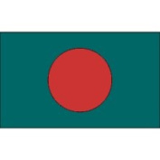 United States Flag Store Bangladesh 0.61m x 0.91m Nylon Flag - Outdoor