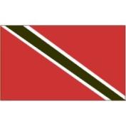 Eder Trinidad and Tobago 0.61m x 0.91m Nylon Flag - Outdoor