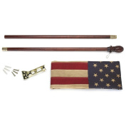 Valley Forge Flag dfs1-h Heritage 50-Star Flag Kit, Price/EACH