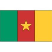 Eder Cameroon Flag 0.91m x 1.52m Nylon - Outdoor