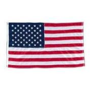 Baumgartens BAUTB5800 Nylon American Flag- Stitched- 5ft.x8ft.