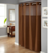 West Bend Kitchen Appliances RBH40MY303 Hklss Brown Fabric Curtain