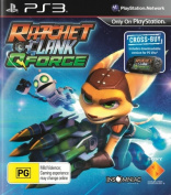 Ratchet and Clank Q Force