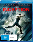 Inception [Region B] [Blu-ray]