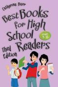 Best Books for High School Readers, Grades 9 12