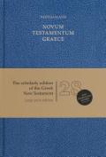 Novum Testamentum Graece-FL-Large Print