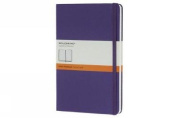 Moleskine Classic Notebook, Pocket, Ruled, Brilliant Violet, Hard Cover (3.5 x 5.5)