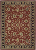 Shaw Rugs Arabesque Coventry Firebrick Red Rug Rug Size