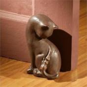 SPI 4524602 Cat Mice Door Stop