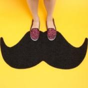 Mustard Mat The Moustache Door Mat NG5047