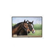 Fiddler's Elbow FED310 Caroline's Horses Doormat