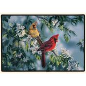 Fiddler's Elbow FED130 Cardinals Doormat,69cm x 46cm