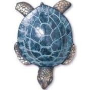 SPI 30553 Brass Beach Tiki Sea Turtle Door Knocker