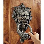 Design Toscano SP9282 Vecchio Greenman Authentic Iron Door Knocker
