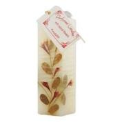 Auroshikha Candles & Incense Flower Candle Jasmine 1 Candle