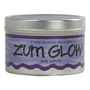 Frankincense Lavender Zum Glow Candle