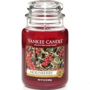Hollyberry Yankee Candle 650ml