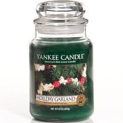 Holiday Garland Yankee Candle 650ml