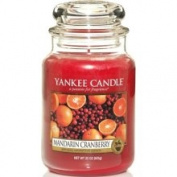 Mandarin Cranberry Yankee Candle 650ml