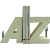 Alphabet Bookend - A