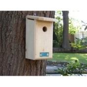 Coveside 10043 Titmouse Warbler Tree Swallow Bird House