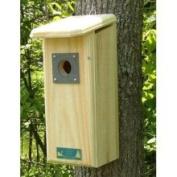 Coveside 10040 Downy Woodpecker Bird House