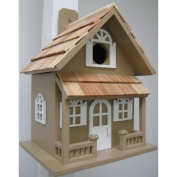 Home Bazaar Country Cottage Birdhouse - Blue