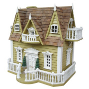 Home Bazaar HB-2023 Le Chateau Architectural Bird House