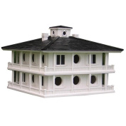 Home Bazaar HB-2048L Clubhouse Birdhouse For Purple Martins - Signature Series