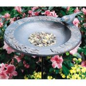 Whitehall Products Chickadee Garden Bird Feeder Finish