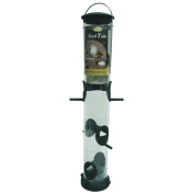 Aspects 422 Quick-Clean Seed Tube Feeder - Hunter Green - Small
