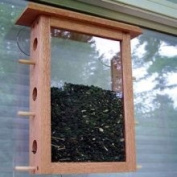 Coveside Conservation Products See Through Window Feeder