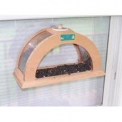 Coveside Window Arch Bird Feeder, Small, 35000