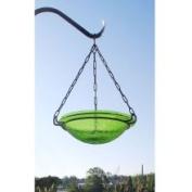 Achla Fern Green Hanging Birdbath