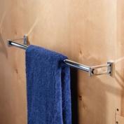 Ginger Motiv 3001SN Frame 20.3cm Towel Bar Satin Nickel