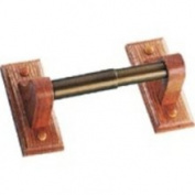 Mintcraft OAK001 Toilet Paper Holder, Light Oak