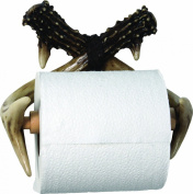 River's Edge 69116 Deer Antler Toilet Paper Holder