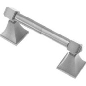 Use Mission Arts Double Post Toilet Paper Holder Finish