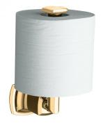Margaux Toilet Tissue Holder, Vibrant Brushed Bronze