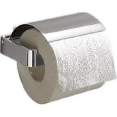 Nameeks 5425-13 Lounge Paper Cover Toilet Tissue Holder, Chrome