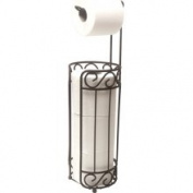 HDS TRADING CORP TH10661 BRONZE TOILET PAPER HOLDER -BRONZE