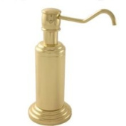 Allied Brass Waverly Place Free Standing Soap Dispenser Finish