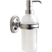 Ginger - Canterbury Soap/Lotion Dispenser - 1514/SN - Satin Nickel