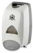 Soap Dispenser,One Hand Push Operation, Holds 1250/ML. .