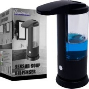 Trademark Home Touchless Automatic Liquid Soap Dispenser