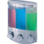 Trio Dispenser - Trio Dispenser Chrome