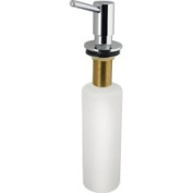 Monogram Brass MB132989 Chrome Plated Deck Mounted Soap / Lotion Disp