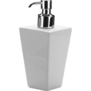 Gedy by Nameeks 1681-02 White Jamila Soap Dispenser from The Jamila Co