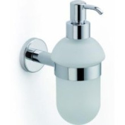 LaToscana AT01D CR Atlanta Soap Dispenser, Chrome